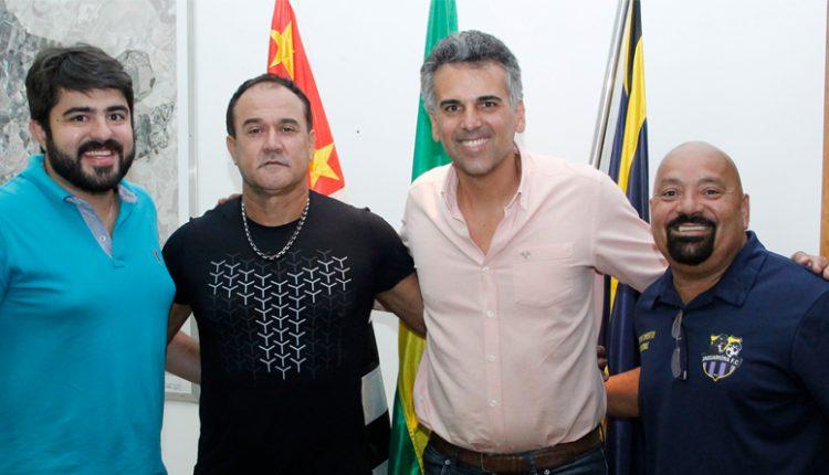 Apoio da Prefeitura leva Jaguariúna ao futebol profissional e time faz amistoso contra o Santos neste sábado, 25