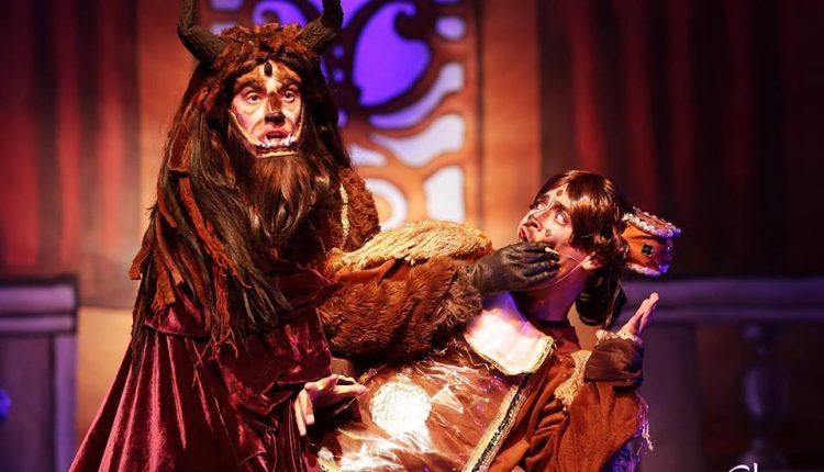 """""""A Verdadeira História de a Bela e a Fera"""" é a atração do dia 23 no Teatro Municipal"""
