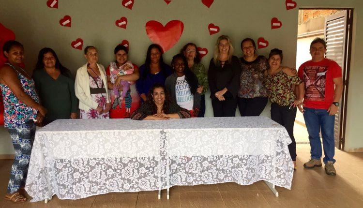 CRAS – Unidade do bairro Cruzeiro do Sul homenageia mães