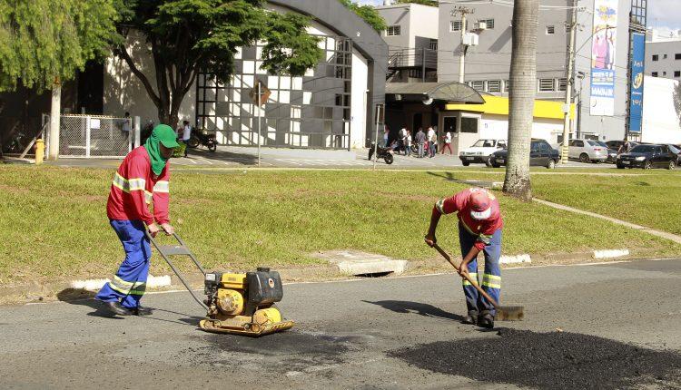 Resultados da Operação Tapa-buracos alteram o visual de ruas e avenidas da cidade