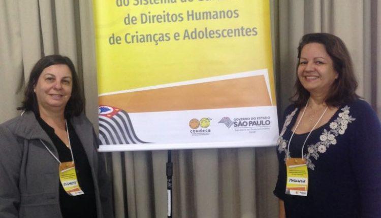 SAS e Conselho Tutelar participam de seminário sobre direitos de crianças e adolescentes