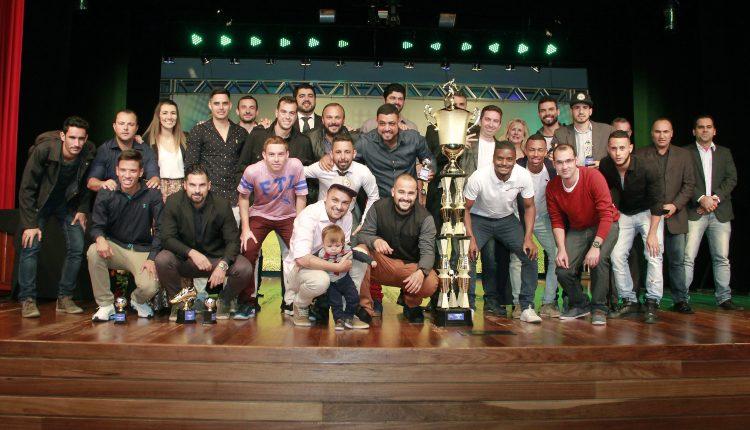 """Cerimônia premia melhores do """"Amadorzão"""" 2017"""