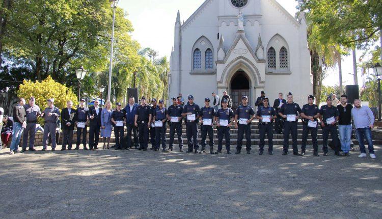 Feriado de 9 de julho é marcado por homenagens em Jaguariúna