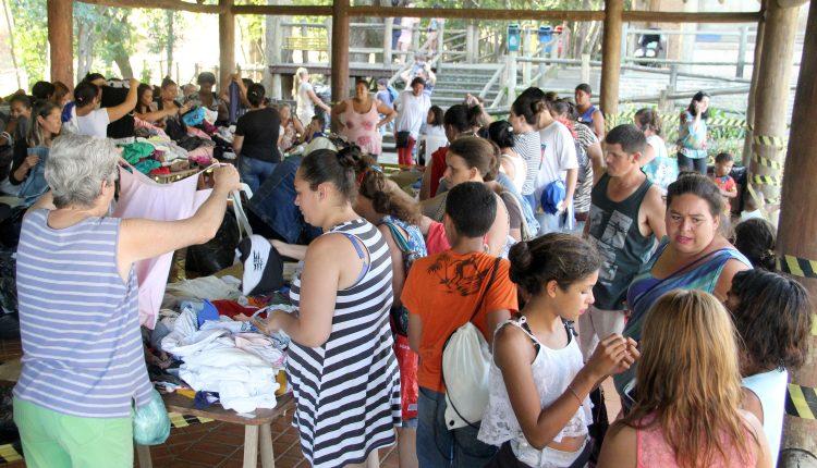 População comparece em peso em mais uma edição do Jaguariúna Solidária