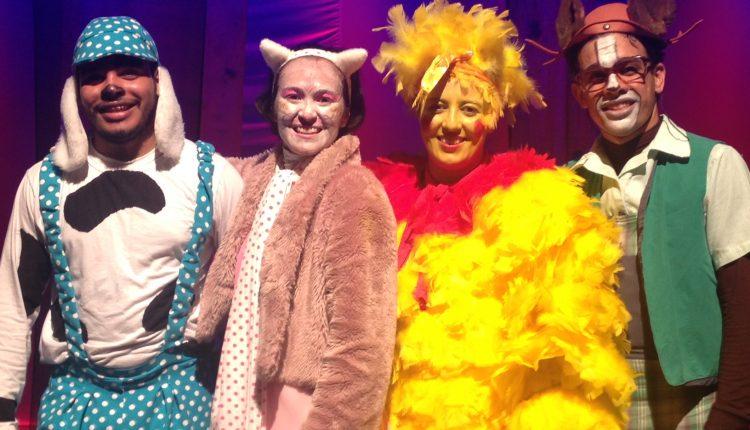 Os Saltimbancos é atração do Dia dos Pais no Teatro Municipal