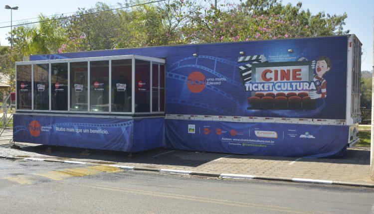 Cinema no Parque oferece sessões de graça para a população