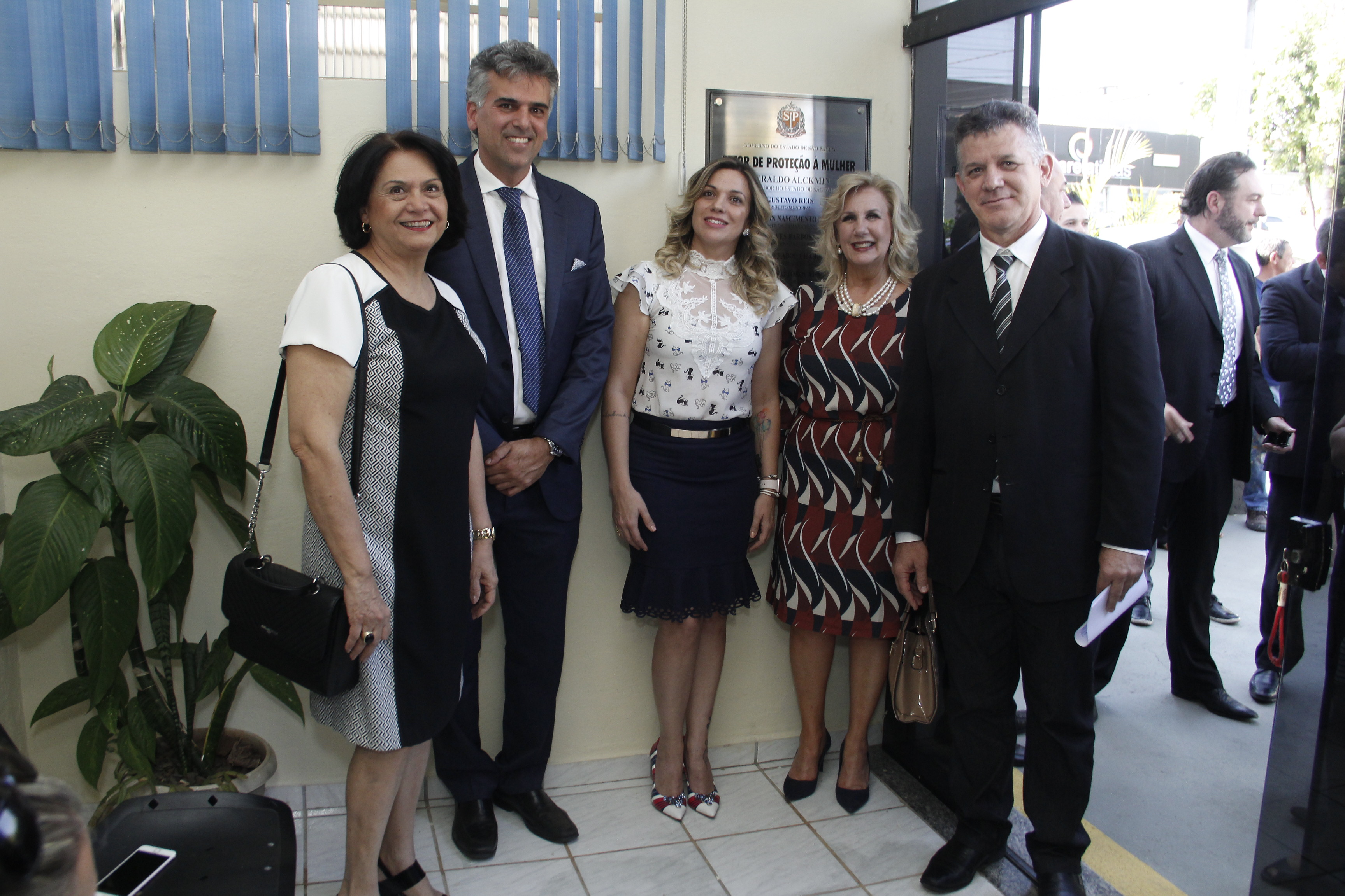 Inaugurado Setor de Proteção à Mulher da Delegacia Civil de Jaguariúna c796c17a22f98