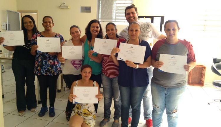 FUNDO SOCIAL FORMA MAIS DUAS TURMAS EM CURSOS PROFISSIONALIZANTES