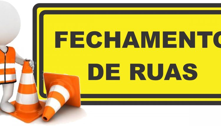 Trecho de rua no Cruzeiro do Sul será interditado para circulação de veículos neste domingo