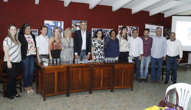 Fundo Social de Solidariedade lança oficialmente o Banco de Alimentos de Jaguariúna