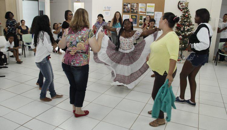 CRAS NASSIF REALIZA FESTA DE ENCERRAMENTO PARA FAMÍLIAS ATENDIDAS PELA UNIDADE