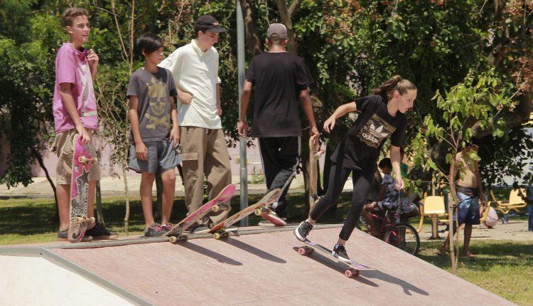 Prefeitura de Jaguariúna inaugura Pista Municipal de Skate no Jardim Imperial