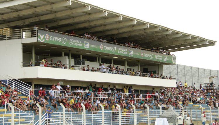 Copinha leva grande público ao Estádio Municipal de Jaguariúna