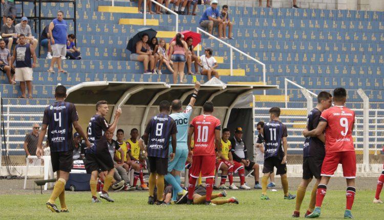 JAGUARIÚNA FC ENFRENTA O FLAMENGO NA ÚLTIMA RODADA COM CHANCES MATEMÁTICAS DE CLASSIFICAÇÃO