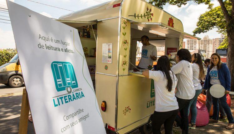 Jaguariúna recebe projeto Carreta Literária a partir de 18 de fevereiro