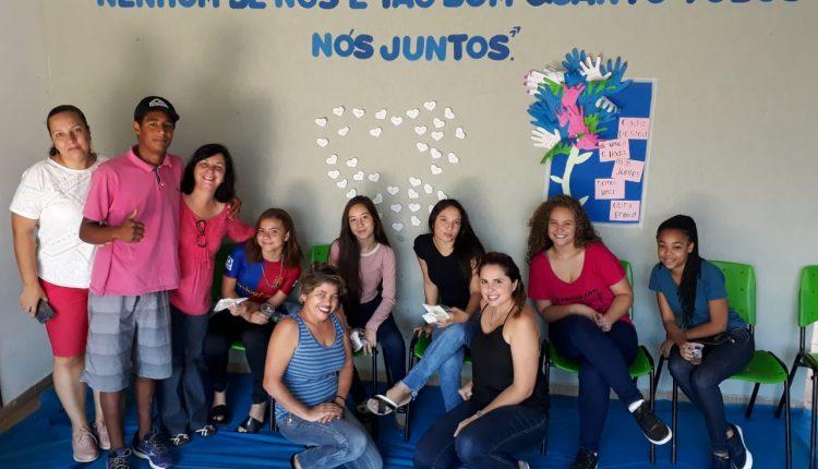 CRAS CRUZEIRO DO SUL REALIZA RODA DE CONVERSA SOBRE PREVENÇÃO DA GRAVIDEZ NA ADOLESCÊNCIA