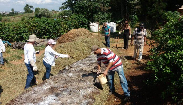 Parceria da Prefeitura com Sindicato Rural e SENAR traz curso de Olericultura Orgânica a Jaguariúna