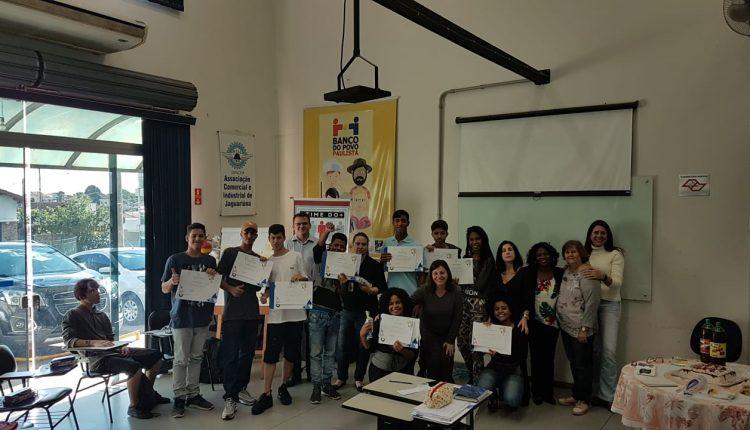 Convênio da Prefeitura de Jaguariúna com CIEE forma nova turma de jovens aprendizes