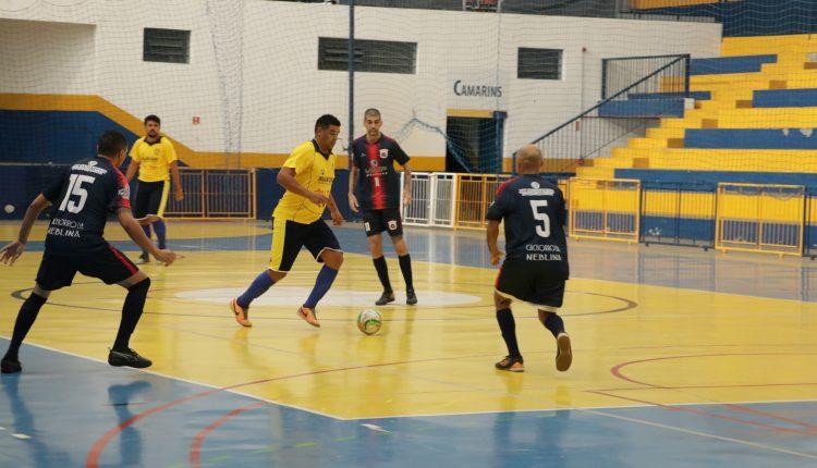 Rodada decisiva do Campeonato de Futsal Veterano acontece neste domingo
