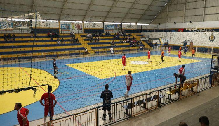 """Seletiva do """"Amadorzão"""" de Futsal começa no próximo final de semana com 21 equipes na disputa"""