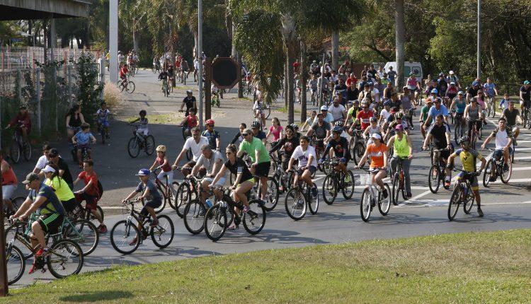 Passeio Ciclístico comemora aniversário de Jaguariúna nesta quinta-feira