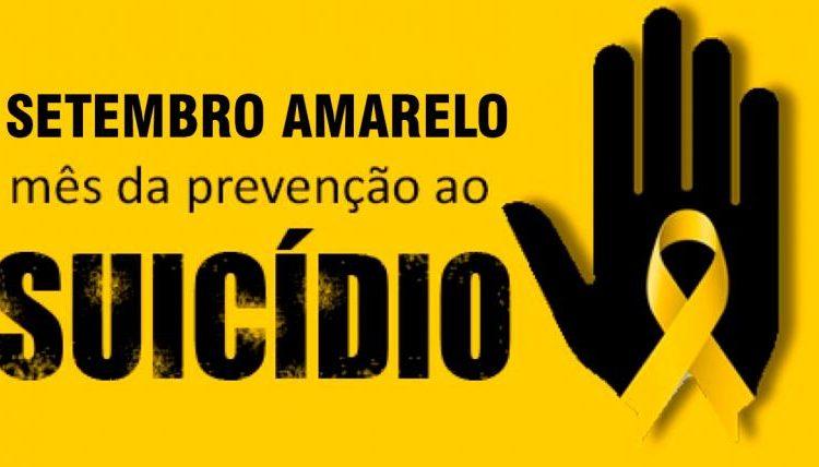 Campanha Setembro Amarelo traz muita informação pra prevenir o suicídio