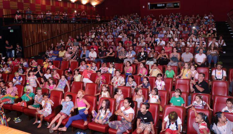 Teatro Municipal terá apresentações nesta quarta e quinta-feira de dois clássicos infantis com entrada de graça